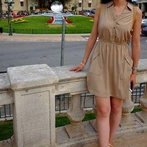 Alfani Dresses - Alfani sheath shirt dress